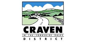 Masons Campsite Craven District Logo