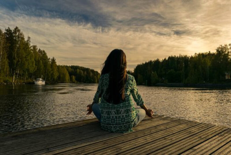 How Camping can Improve Your Mental Health Meditate