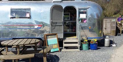 Masons Campsite Airstream Shop