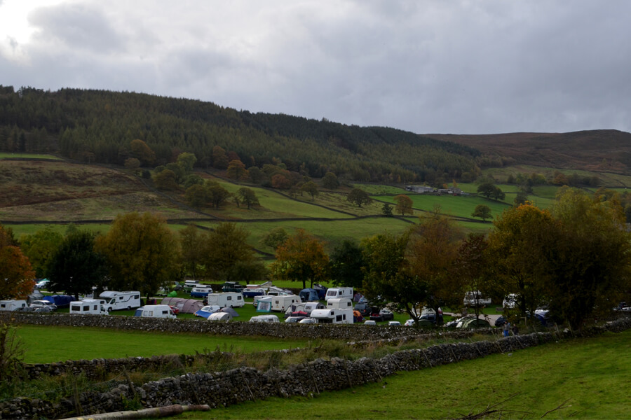 Masons Campsite Main Field