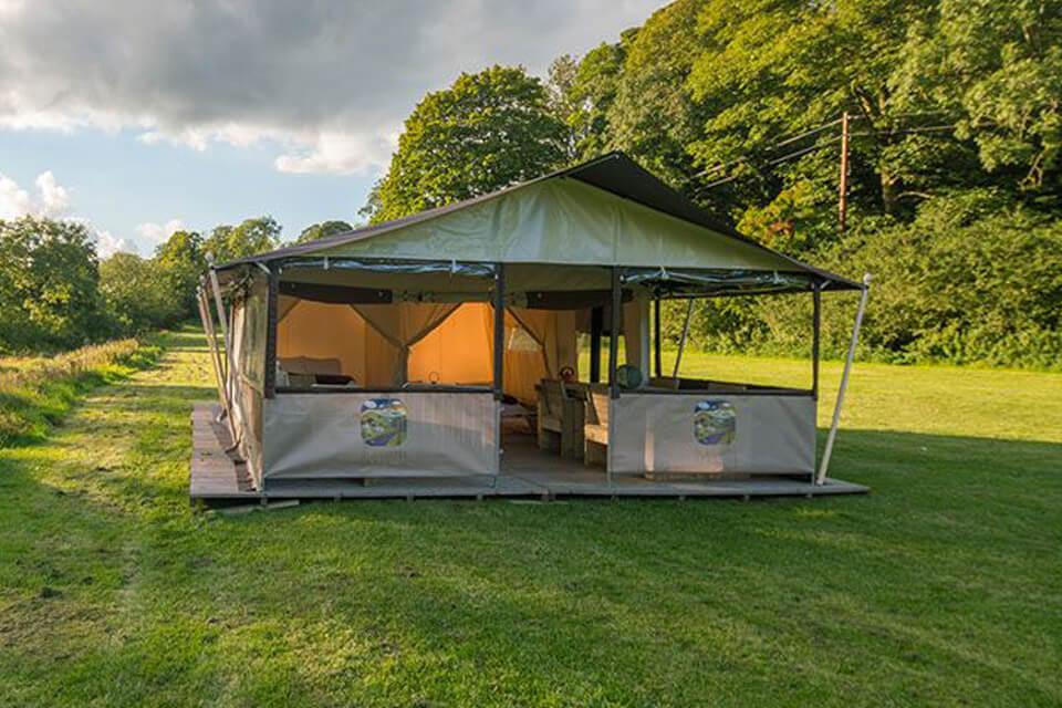 Masons Safari Tent