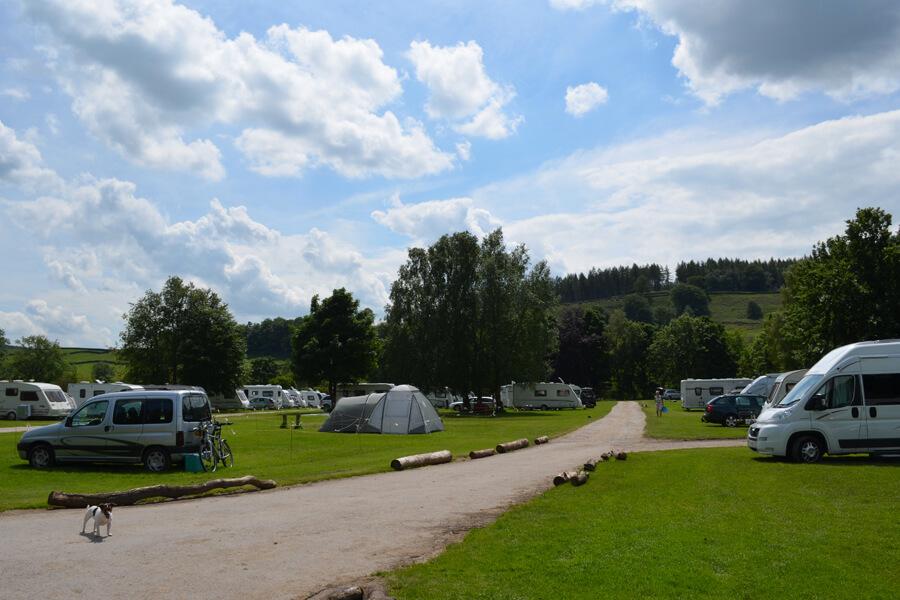 Masons Campsite Caravan