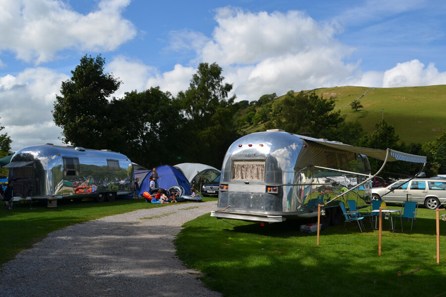 Masons Campsite Airstream