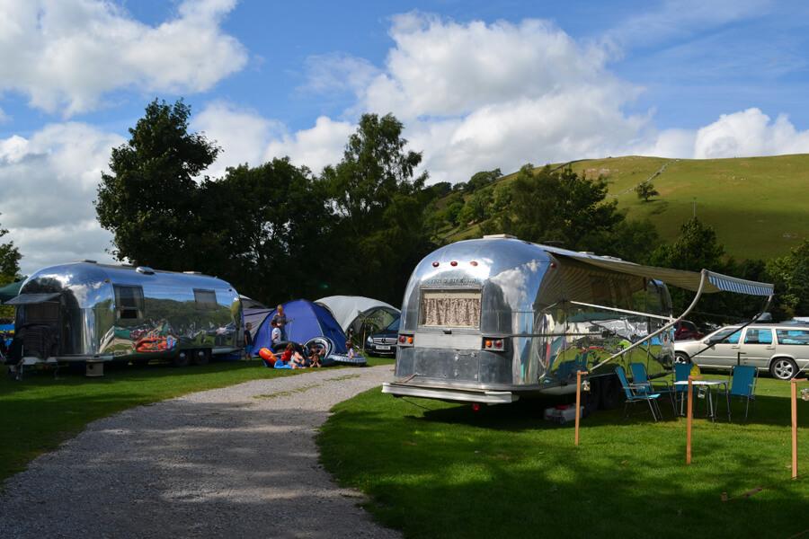 Masons Campsite Airstream