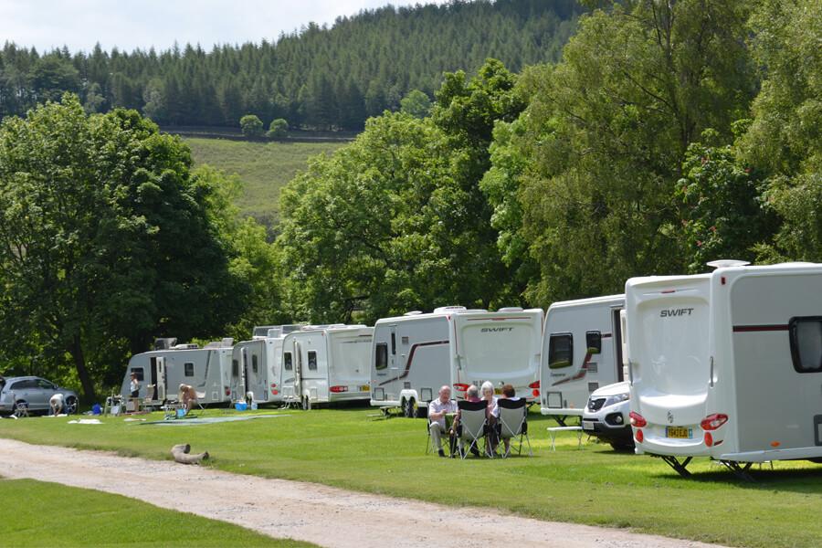 Masons Campsite Caravans