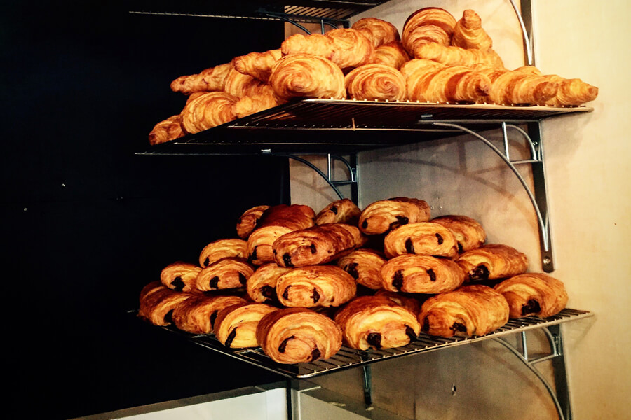 Masons Campsite Coffee Shop Bread