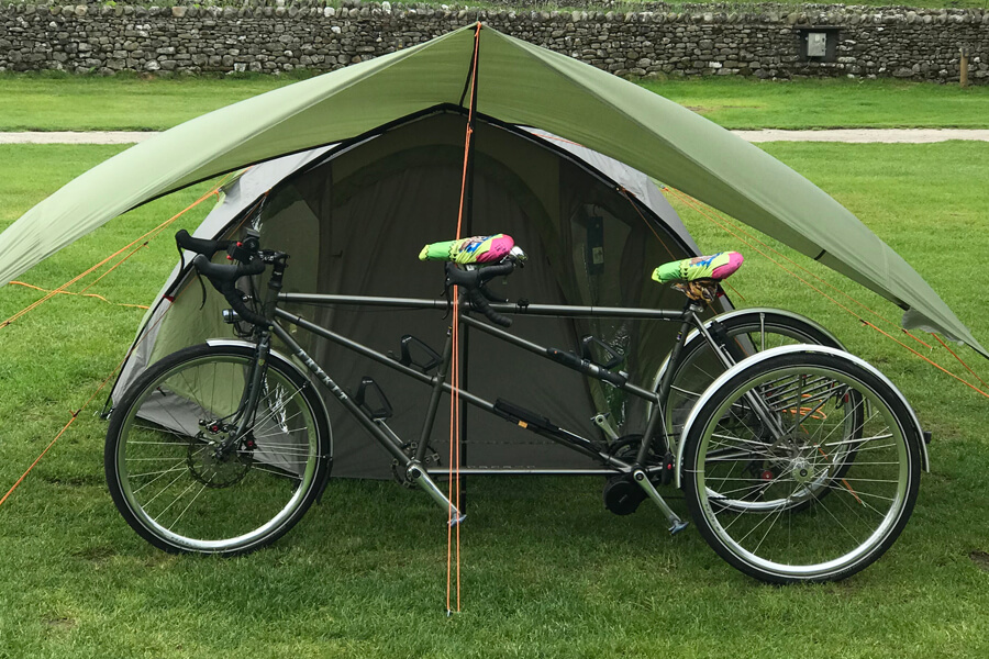 Masons Campsite Bikes