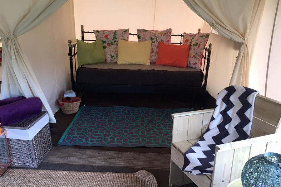 Masons Safari Tent Sofa