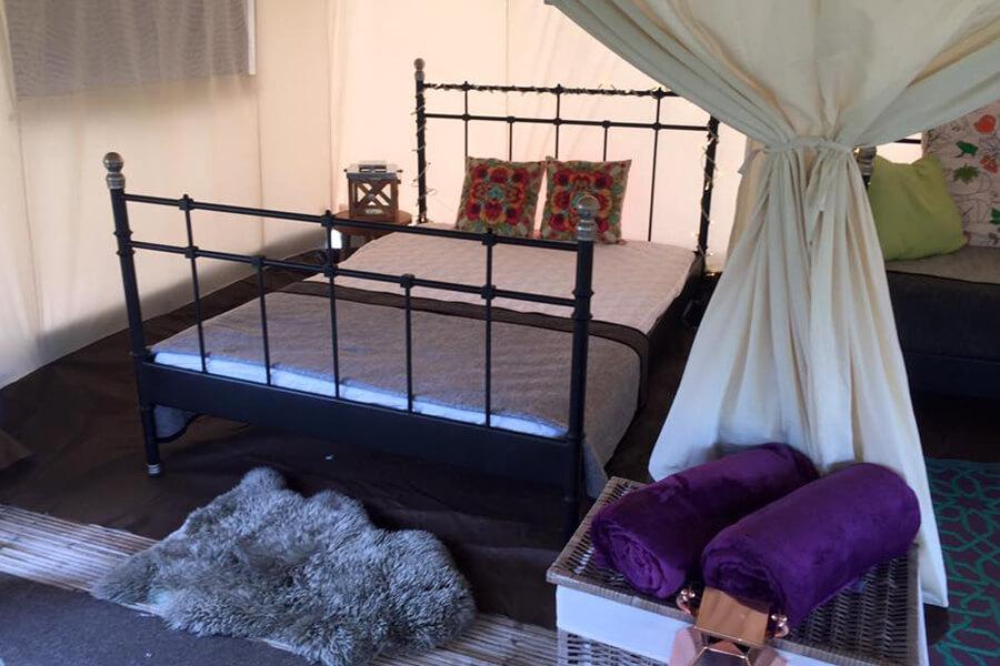 Masons Safari Tent Bed